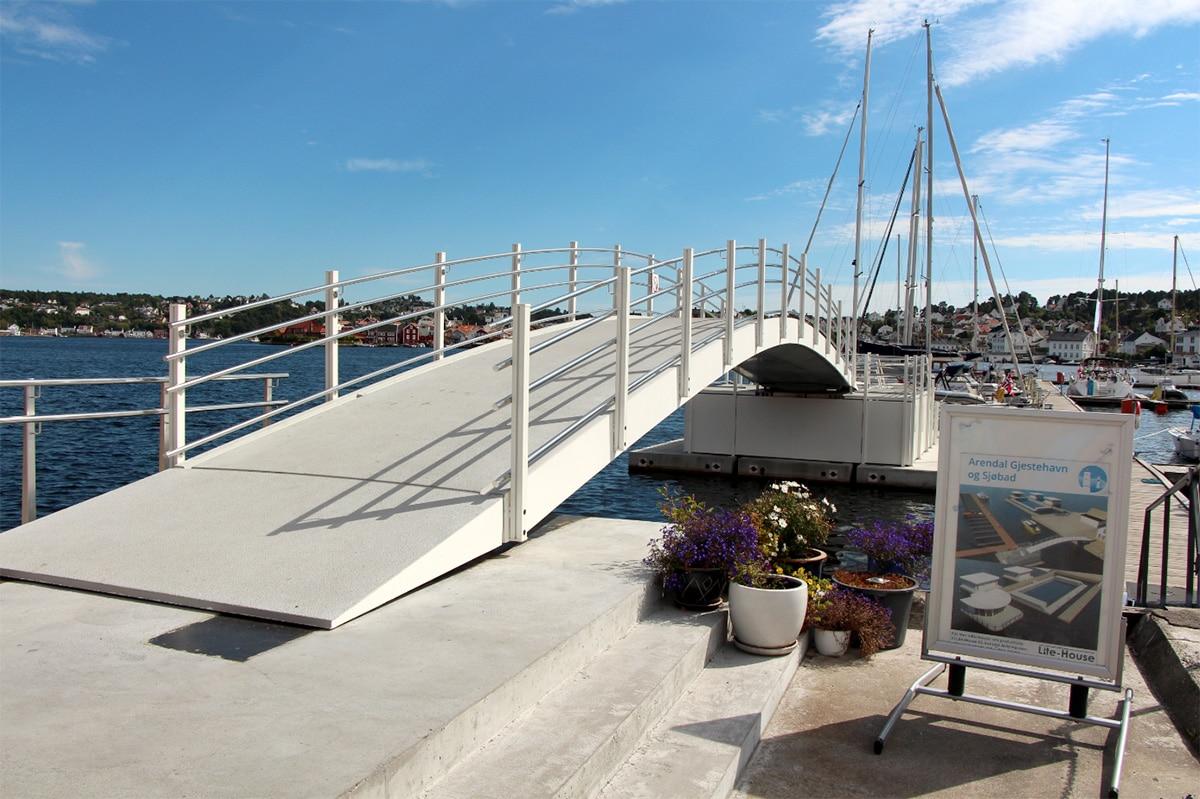Civil Market bridge example