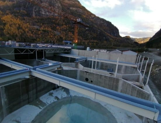 LESS-STRESS™ bridges to Tytlandsvik Aqua